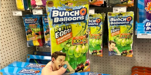 Up to 50% Off Zuru Bunch o Balloons at Target