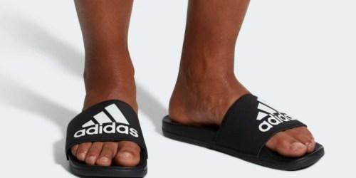 50% Off adidas Men's & Women's Slides + FREE Shipping