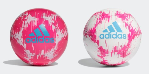 Adidas Soccer Balls Only $8 Shipped (Regularly $16)