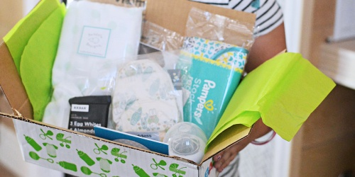 Free $35 Amazon Baby Welcome Box, 15% Off Code, + Free Returns for 90 Days!