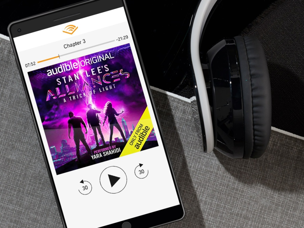 Audible annual membership deal