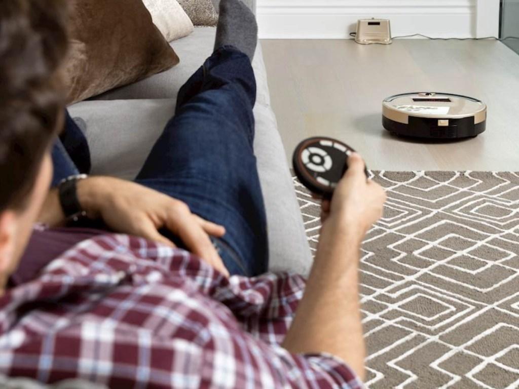 bObsweep Self-Charging Robot Vacuum & Mop