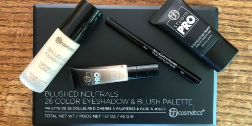 Up to 50% Off BH Cosmetics (Palettes, Foundation, & More)