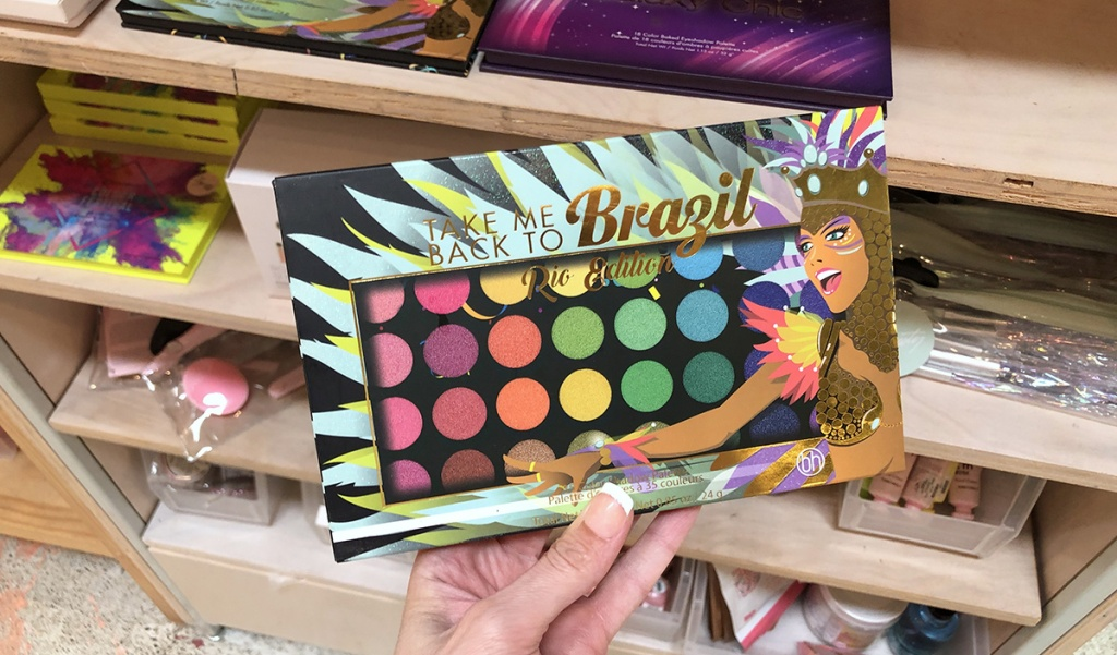 bh cosmetic palette at urban outfitters