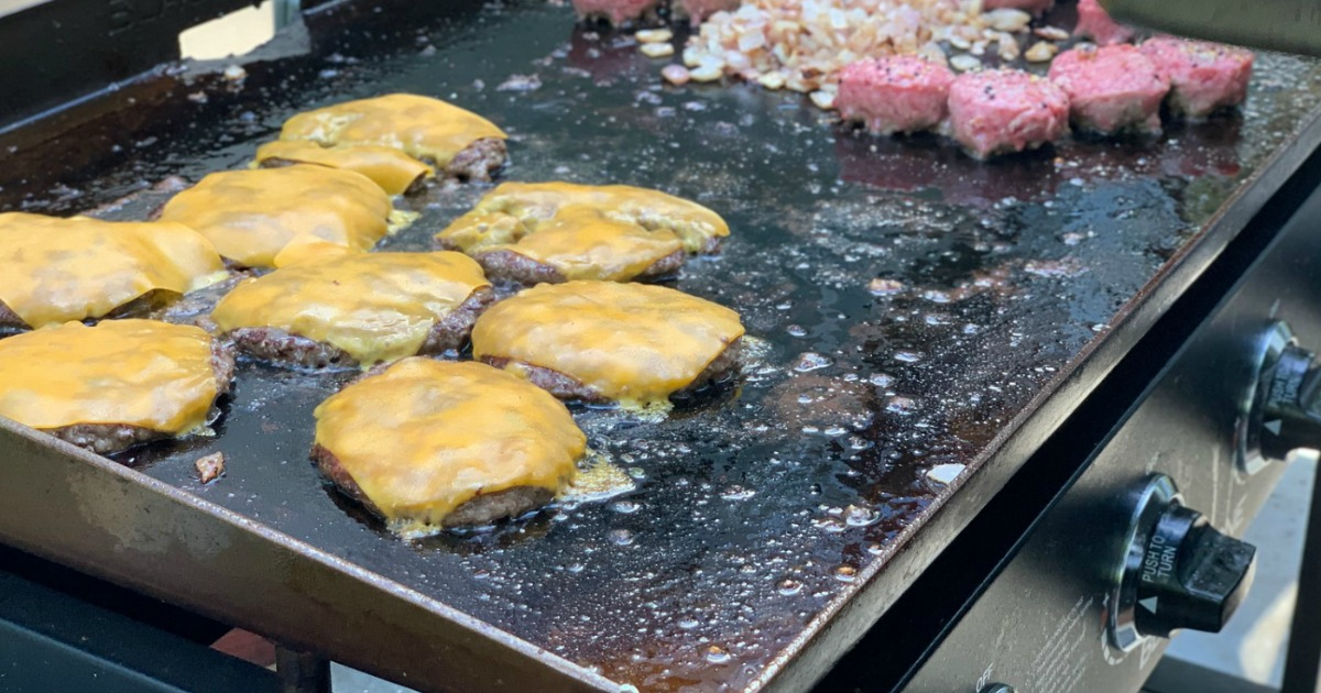 Grilling Will Never Be The Same After You Switch To A Blackstone Griddle