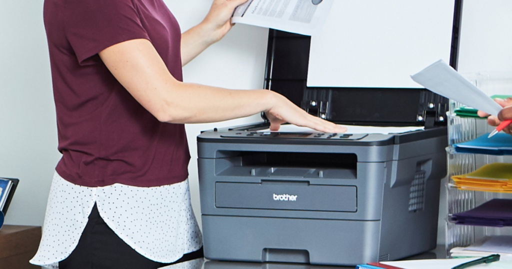 brother laser printer copier scanner