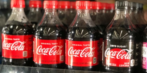 Buy One, Get One FREE Coca-Cola 20 oz at Walgreens | Just 88¢ Each
