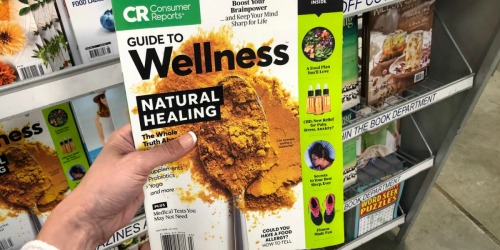Consumer Reports Magazine 1-Year Subscription Only $17.49 (Just $1.35 Per Issue)