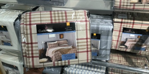 Cuddl Duds Sheet Sets as Low as $12.99 Shipped at Kohl's + More
