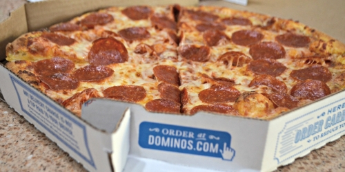 Over 5,000 Win FREE Domino's Pizza eGift Cards | $4 – $500 Value