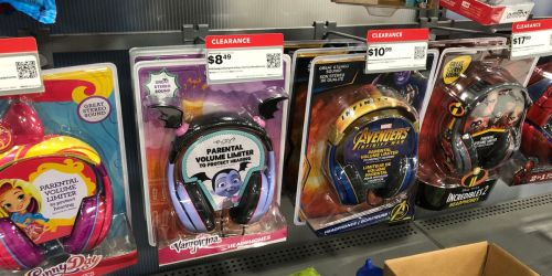 Up to 55% Off Kids Headphones at Best Buy (In-Store & Online) – Avengers, Shopkins & More