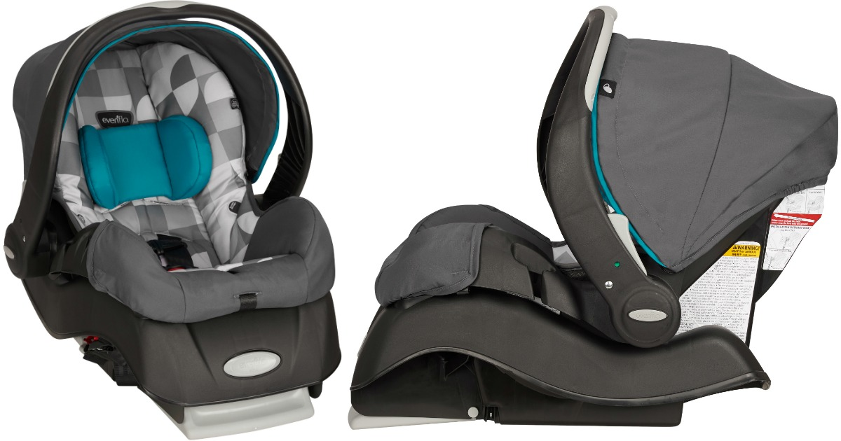 Evenflo Embrace Infant Car Seat As Low As $19 At Walmart