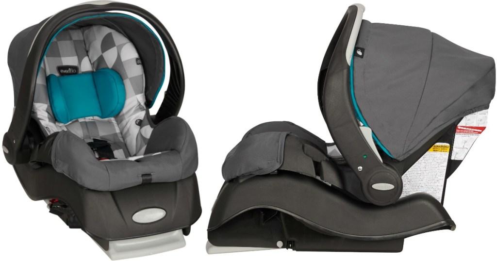 Prime Evenflo Embrace Infant Car Seat As Low As 19 At Walmart Home Interior And Landscaping Sapresignezvosmurscom