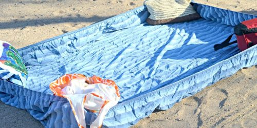11 Beach Hacks That'll Totally Change the Way You're Beachin' It This Summer