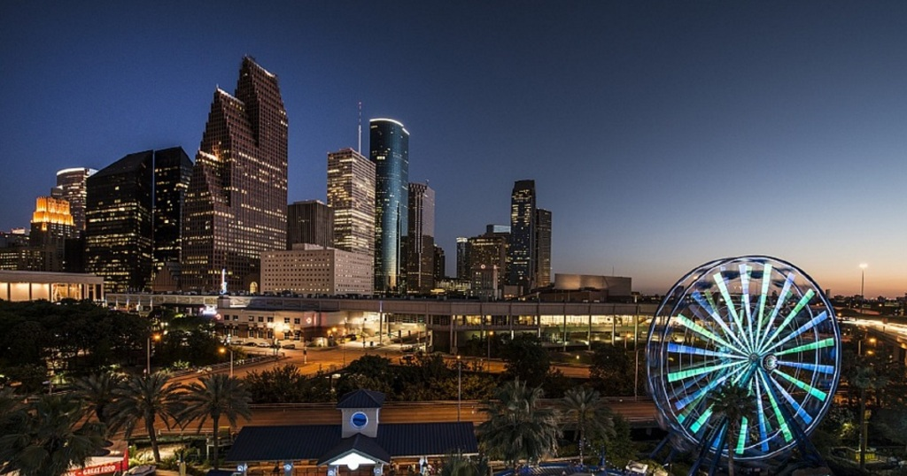 Houston, Texas, skyline