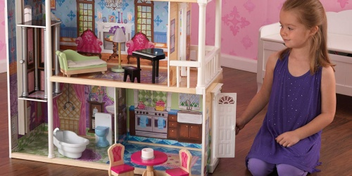 HUGE Kidkraft Dollhouses Only $69 Shipped (Regularly $118) | Awesome Holiday Gift Ideas!
