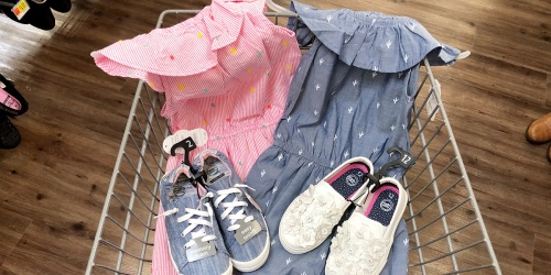 Score These Cute 4th Of July Girls Outfit Pieces Starting at Only $5!