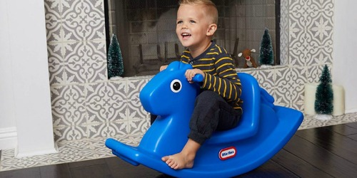 Little Tikes Rocking Horse Only $14.97 at Walmart (Regularly $30)