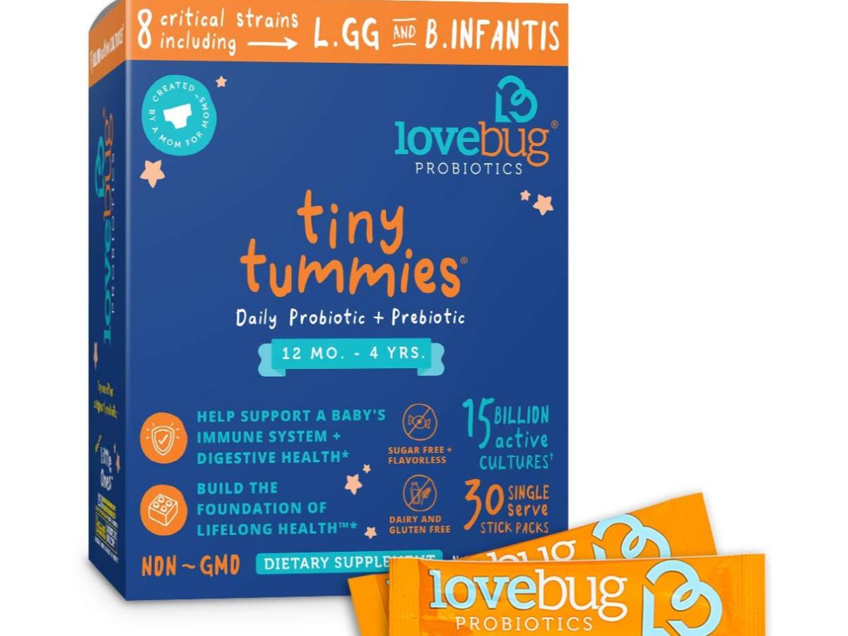 love bug tiny tummies