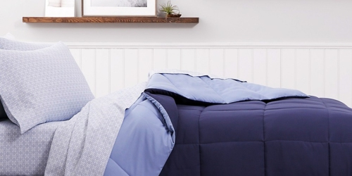 Macy's: Martha Stewart Down Alternative Comforter ALL Sizes ONLY $19.99 (Regularly $110+)