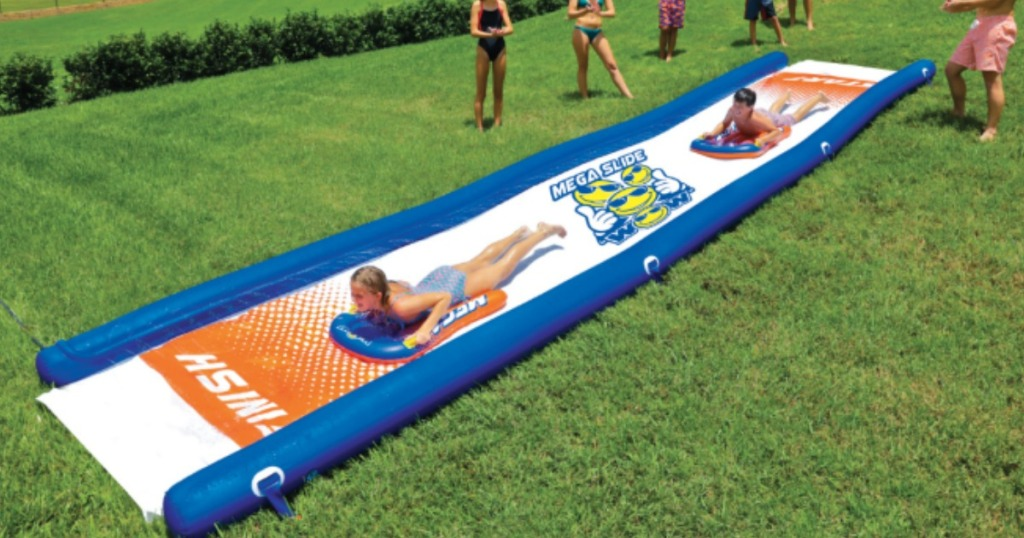 25-Foot Mega Slip-n-Slide Only $79.99 at Costco - Hip2Save