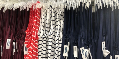 Old Navy Women's Tank Tops from $3 + More Clearance Deals