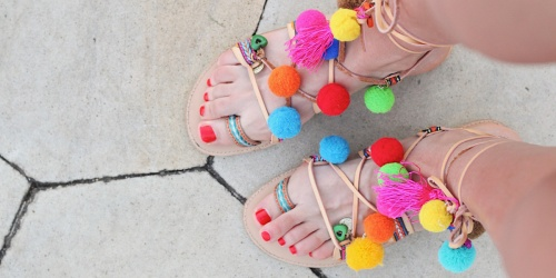 Get Your Toes Sandal Ready With These At Home Pedicure Tips (+ 40% Off Ella+Mila Offer)