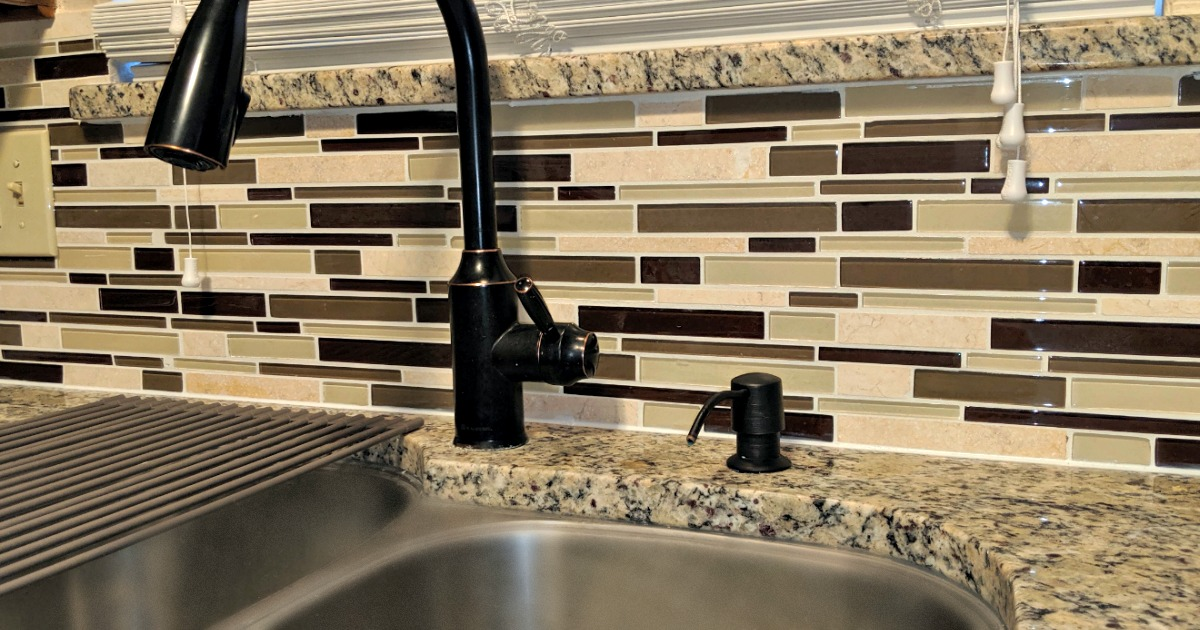 Up To 30 Off Peel Stick Wall Tiles At Home Depot Easy Diy Project Hip2save