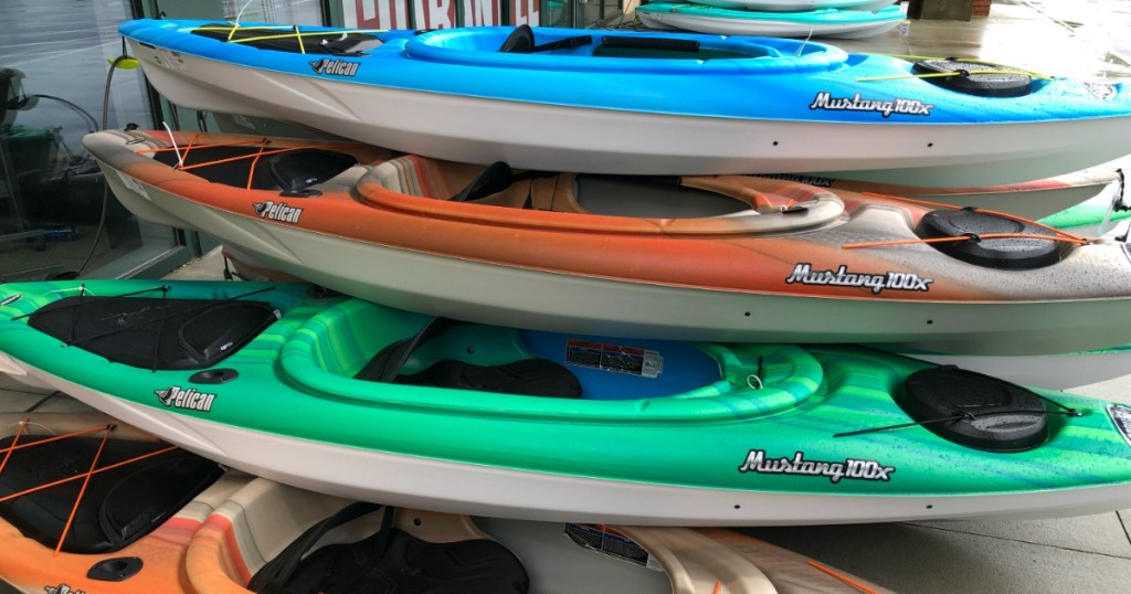 Up to 45% Off Kayaks at Dick's Sporting Goods