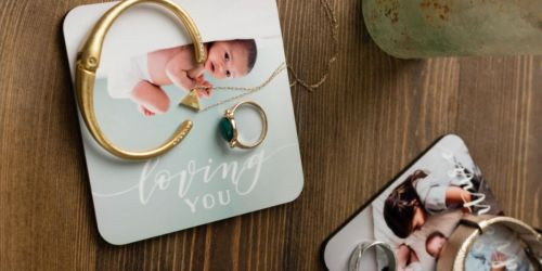 FREE Shutterfly Photo Coasters & Two 8×10 Prints (Just Pay Shipping)