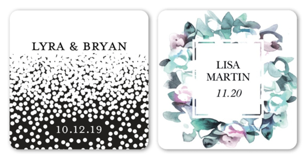 shutterfly personalized stickers