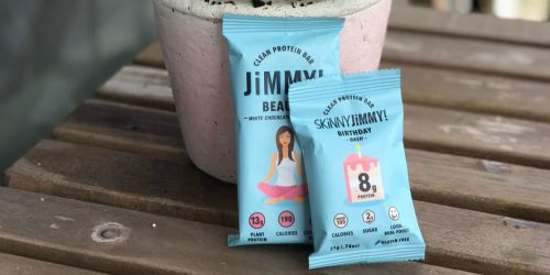 FREE Skinny Jimmy Protein Bar for Select World Market Rewards Members