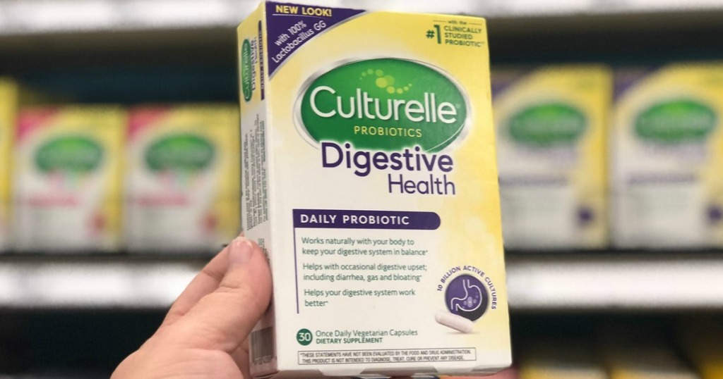 culturelle digestive health probiotics at target