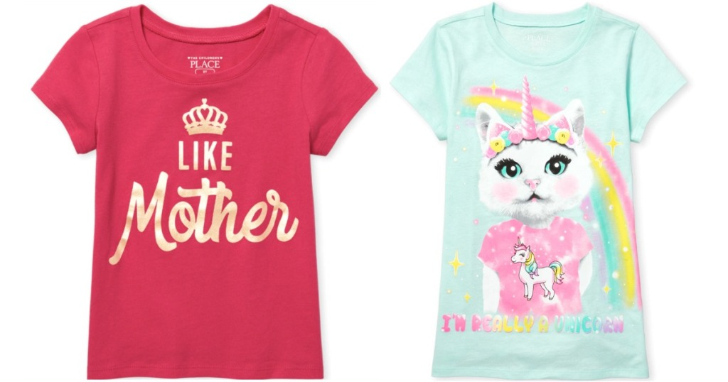 like mother tee and cat tee