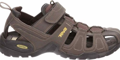Teva Men's Forebay Fisherman Sandals Only $29.99 Shipped (Regularly $60)