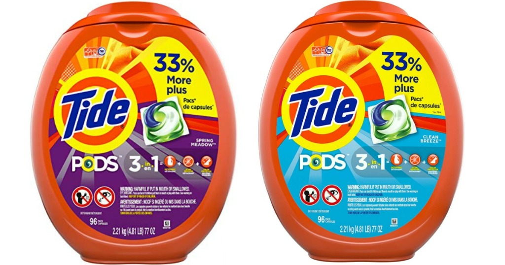 tide 96 count pods