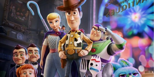 Free Toy Story 4 Event at Target on June 29th