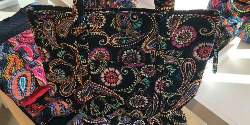 Vera Bradley Shoulder Bags as Low as $14 Shipped (Regularly $68) + More
