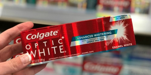 High Value $5/3 Colgate Toothpaste & Mouthwash Coupon = Better Than FREE After Walgreens Rewards