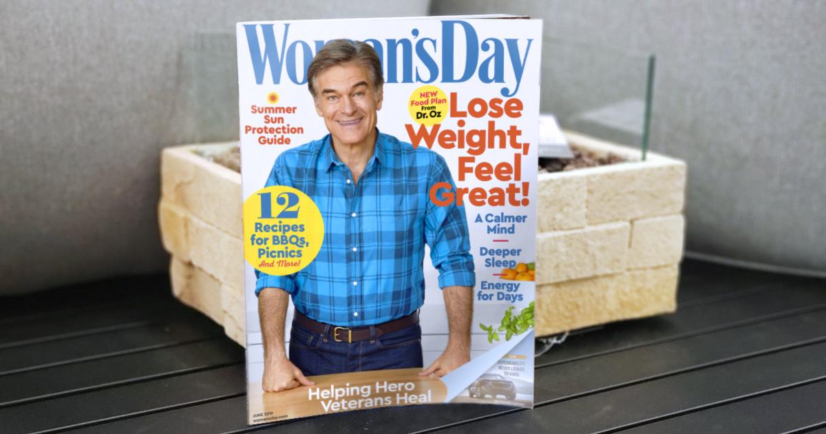 women's day magazine