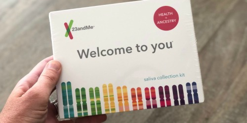 23andMe DNA Test w/ Health + Ancestry Only $99.99 Shipped (Regularly $200) | Amazon Prime Deal