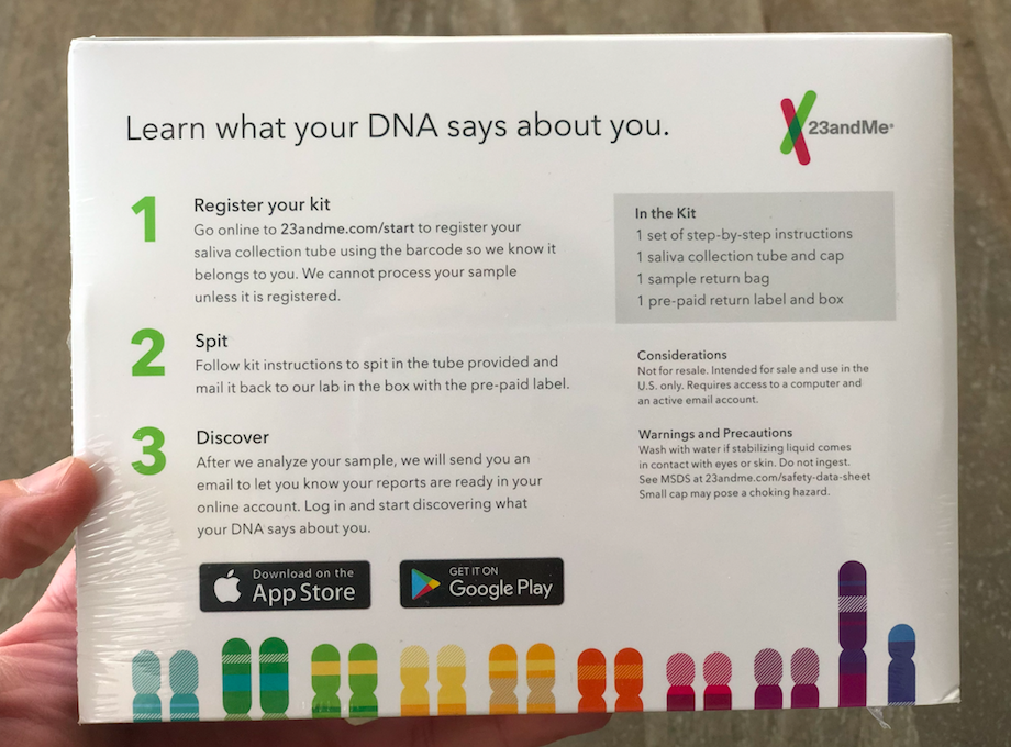 23andMe DNA Test w/ Health + Ancestry Only $99 99 Shipped