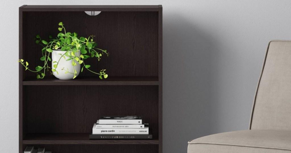 Room Essentials 3 Shelf Bookcase