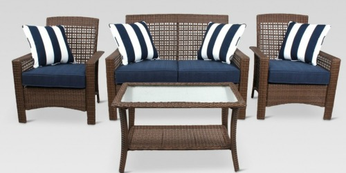 Over 50% Off Dining & Patio Furniture at Target