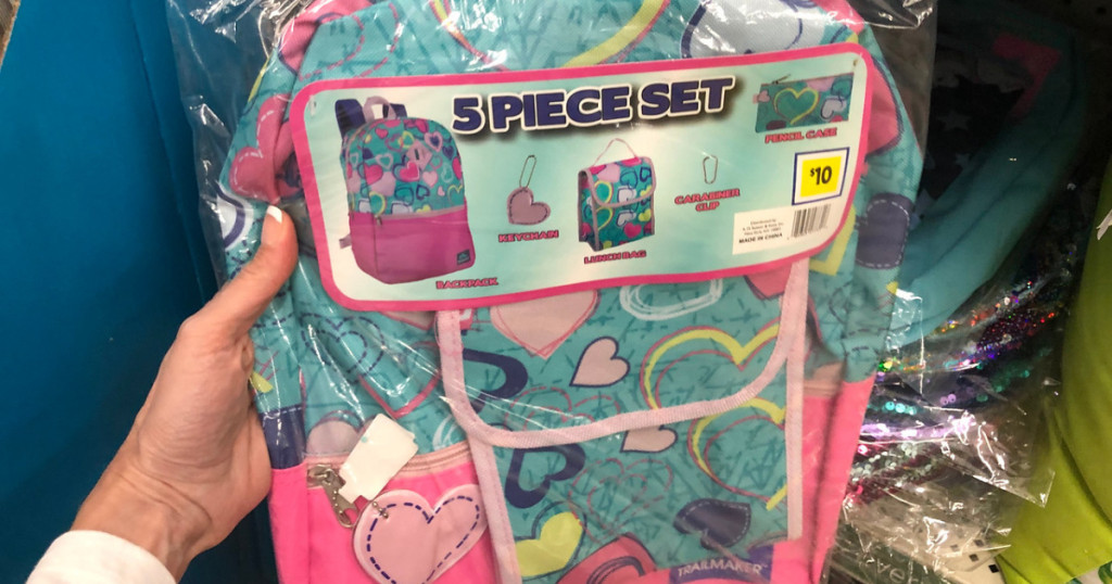 Current Back to School Deals | $10 Backpacks, 50¢ Crayons & More