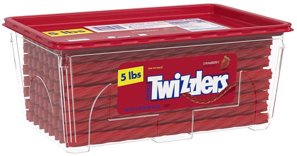 5 pound twizzlers box