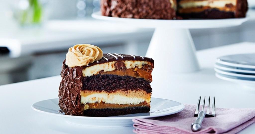 Harry & David cheesecake