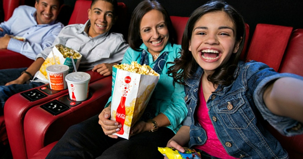 family movie night at amc theaters