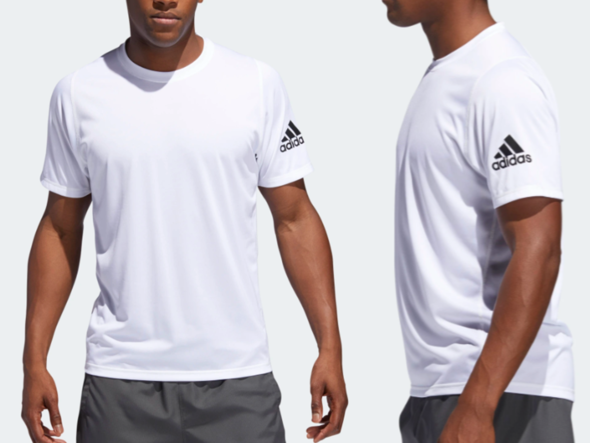 Adidas Men's FreeLift Sport Ultimate Training Solid Tee