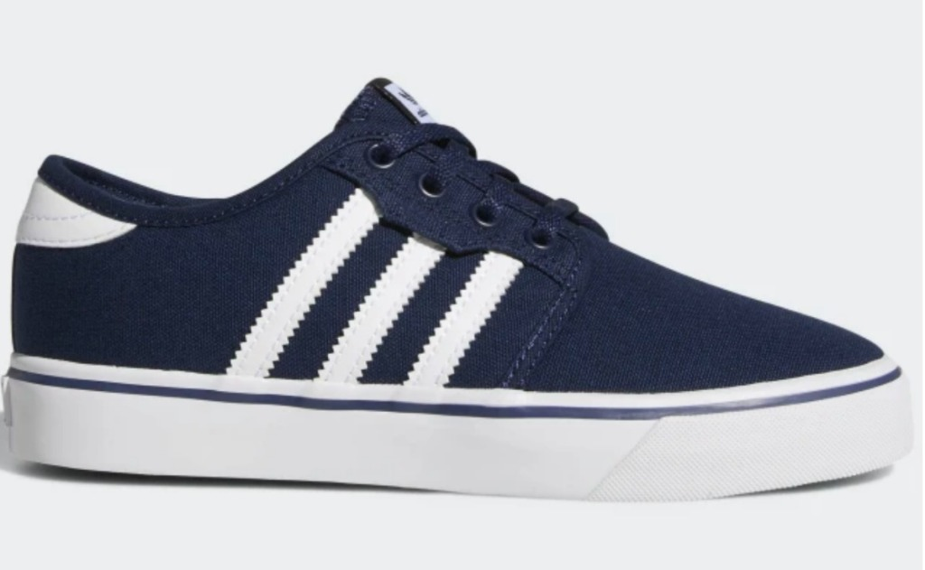Single Adidas Kids Shoe